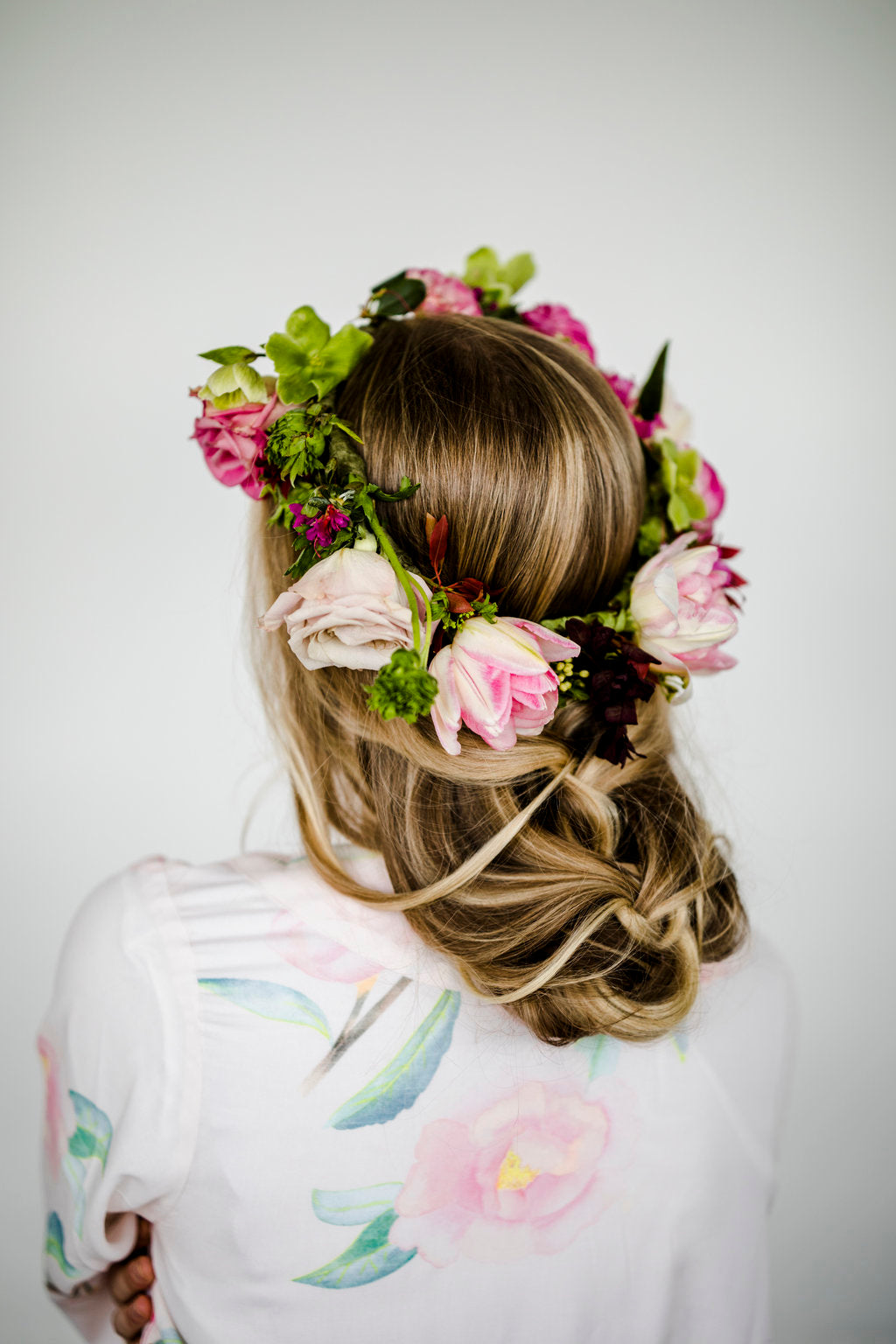 Mothers Day  Flower Crown Making Kit