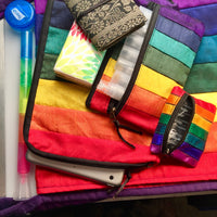 7 Chakras Healing - Rainbow Kitbags / Wellness Toolboxes