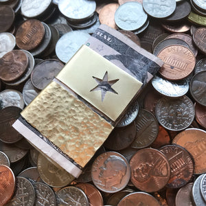 Chicago Star Money Clip