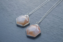 Load image into Gallery viewer, Hex Drop Pendant