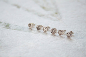 Moon Phase Stud Pack