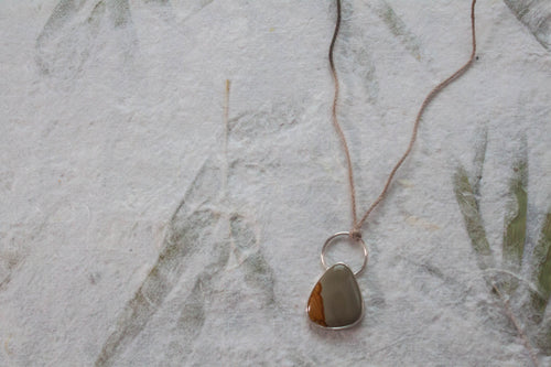 Jasper Necklace