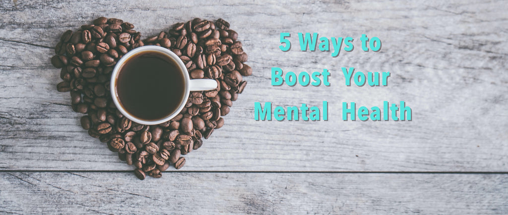 boost mental health HAPPI Bean