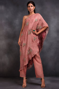 shoulder Tunic & Pants | koashee by shubhitaa