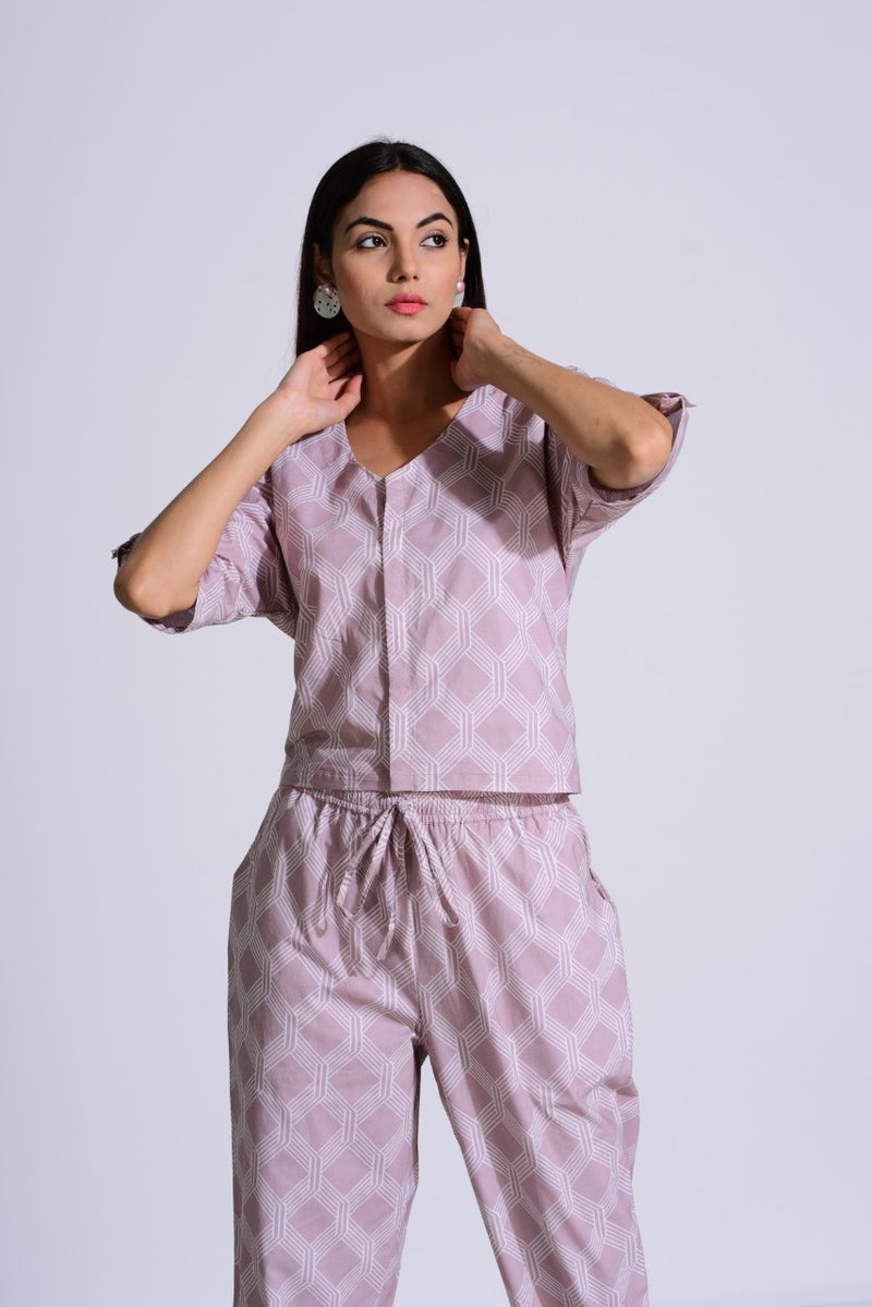 Lavender Co-ord set