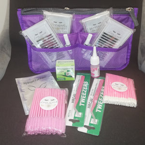 Love Lash Boutique Starter Kit - Classic and Pre Made Fans