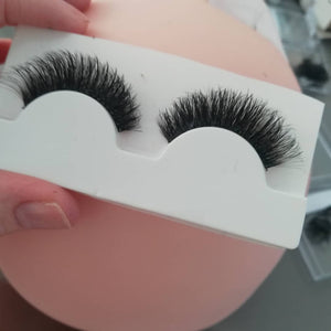 Hand Made Customised Strip Lashes