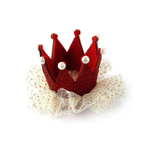Princess Crown Hair Clip