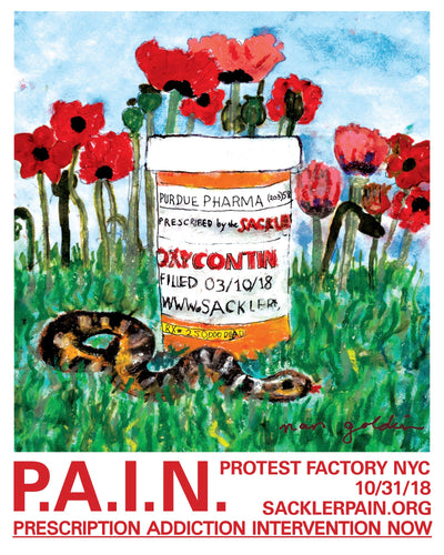 Protest Factory Poster