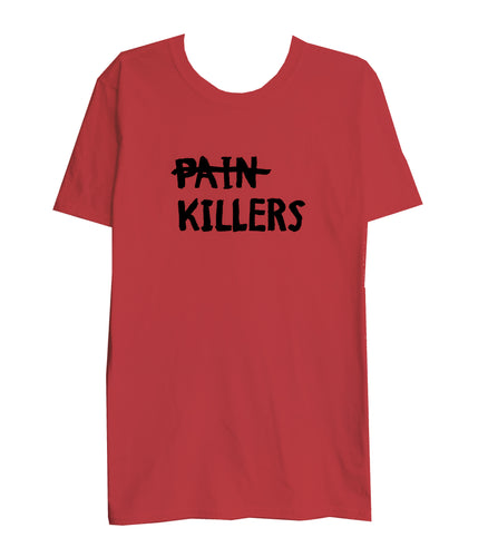 Red Pain Killers T-Shirt