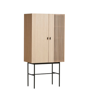 Array Highboard oak 80 cm Woud Design - anikoo Interior and Lifestyle Conceptstore
