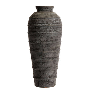 Vase Melancholie 80 cm grau Muubs - anikoo Interior and Lifestyle Conceptstore