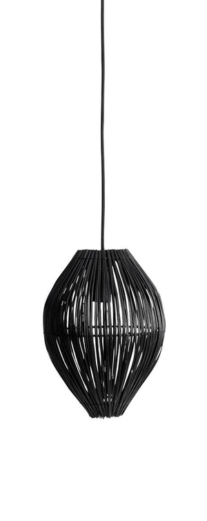 Lampe Fishtraps schwarz Muubs - anikoo Interior and Lifestyle Conceptstore