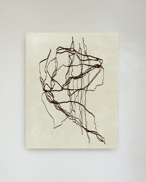 Print One Line no. 01 / 40 x 50 cm HEIN Studio