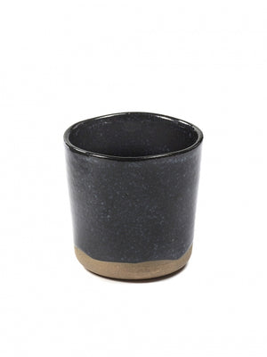 Tasse Merci for Serax No 9 dunkelblau 7,4xH7,3cm - anikoo Interior and Lifestyle Conceptstore