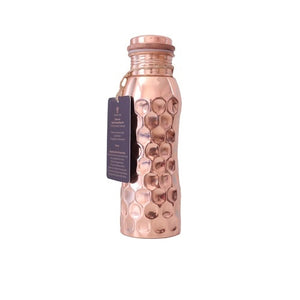 Trinkflasche Kupfer Diamond 600 ml Forrest & Love - anikoo Interior and Lifestyle Conceptstore