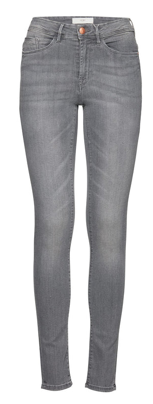 Jeans light grey Ichi