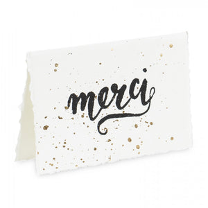 "Postkarte ""Merci"" YAYA Home - anikoo Interior and Lifestyle Conceptstore"