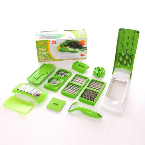 12 In 1 Premium Slicer Dicer - The Perfect Kitchen Tool
