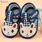 Baby Boy's Soft Canvas Sneakers