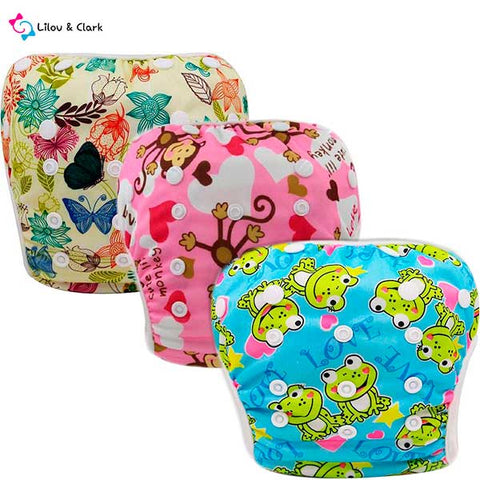 Image of No Mess Baby Swimming Diapers - Special Offer Buy 2 Get 1 Free