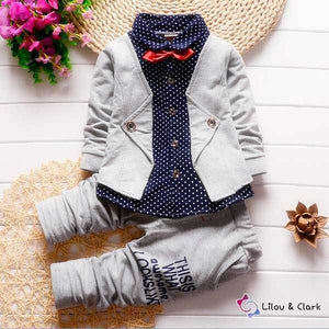 Gentleman's Autumn Outfit