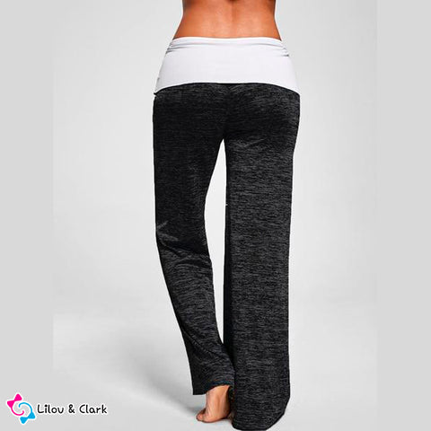 Image of Drawstring Workout Pants
