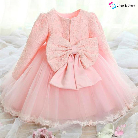 Cute Baby Girl's Formal Dress