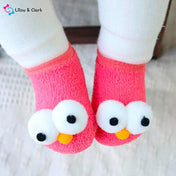 Huge Eyes - The Cutest Baby Socks