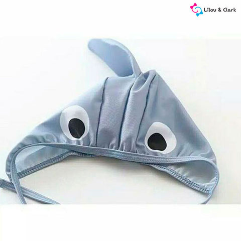 Image of Cute Baby Shark Swimsuit
