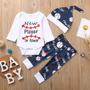 New Player In Town Baby Set
