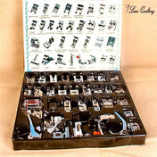 The Ultimate Presser Foot Set 32pcs