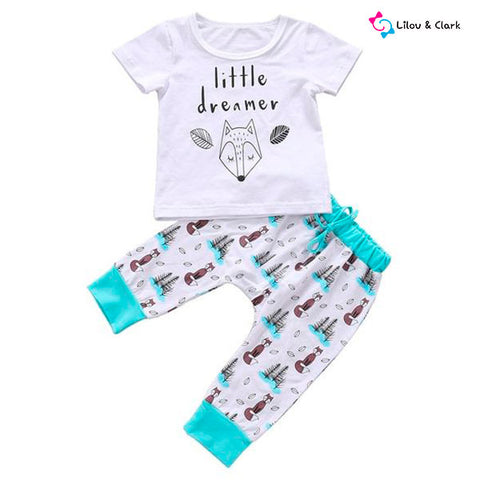 Little Dreamer Baby Boy's Outfit