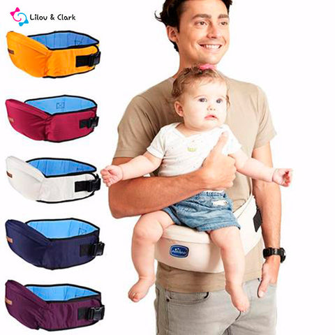 Image of Ergonomic Strap N Go Baby Carrier - 5 Colors