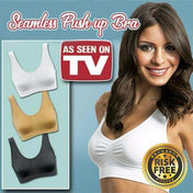 Silky Essence™ - The Ultimate Push Up Bra Set - Buy 1 Get 2 Free