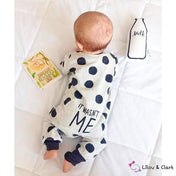 It Wasn't Me Baby Unisex Jumpsuit