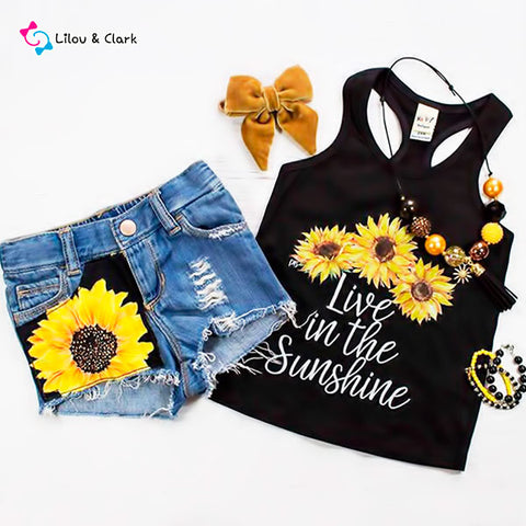 Live in the Sunshine Outfit