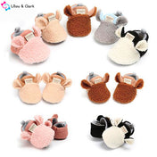 My First Walkers - Animal Ears Baby Slippers