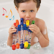 Kids Colorful Water Flutes Set