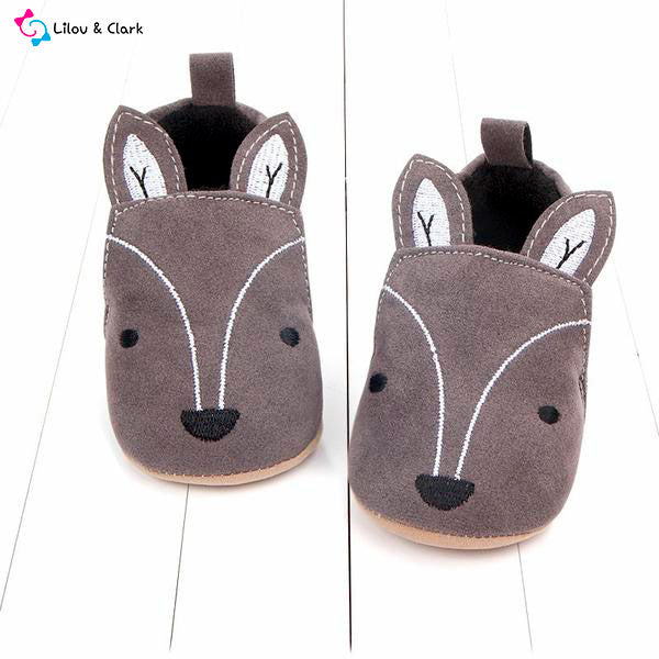 My First Walkers -  The Ultimate Anti-Slip Fox Baby Sneakers