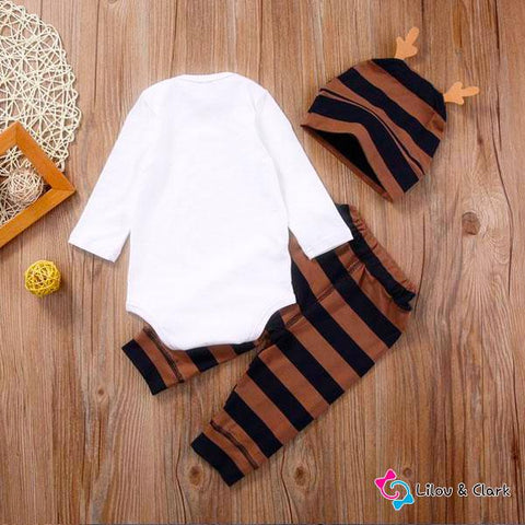 Image of Little Moose Baby Unisex Outfit