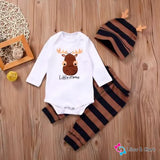 Little Moose Baby Unisex Outfit