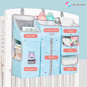 Neat-n-Tidy™ - The Ultimate Combo Crib Storage Organizer