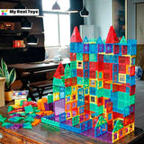 Magna Blocks™ - The Ultimate Building Blocks Set For All Ages