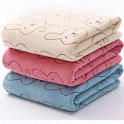 Cute Bunny Baby Bath Towel - Giveaway
