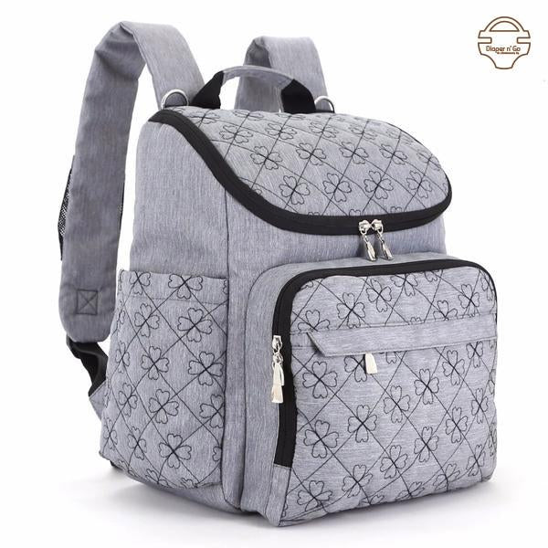 Diaper-n-go™ Classy - The Ultimate Combo Mommy Bag