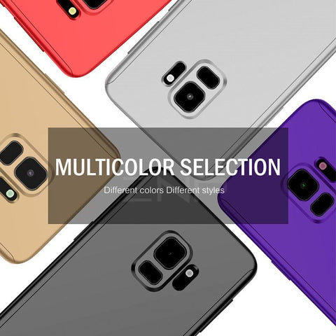 360 4 Life™ - The Ultimate Full Cover Case for Samsung Galaxy S9 / S9 Plus