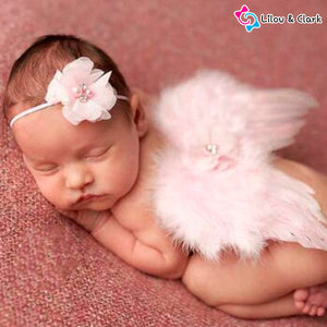 Baby Angel Outfit