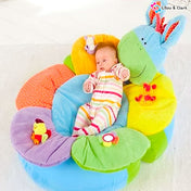 Green Donkey All-In-One Combo Inflatable Baby Nest