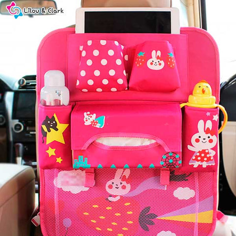 Image of My Travel Space™ - The Ultimate Kids Car Organizer